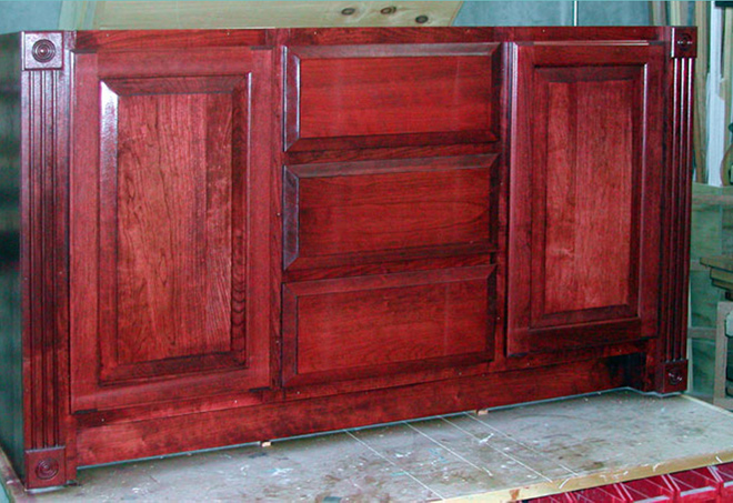 Custom Furniture, cabinets, kitchen cabinets, entertainment centers, bookcases, book shelves, Millbury MA, Worcester MA, Central MA